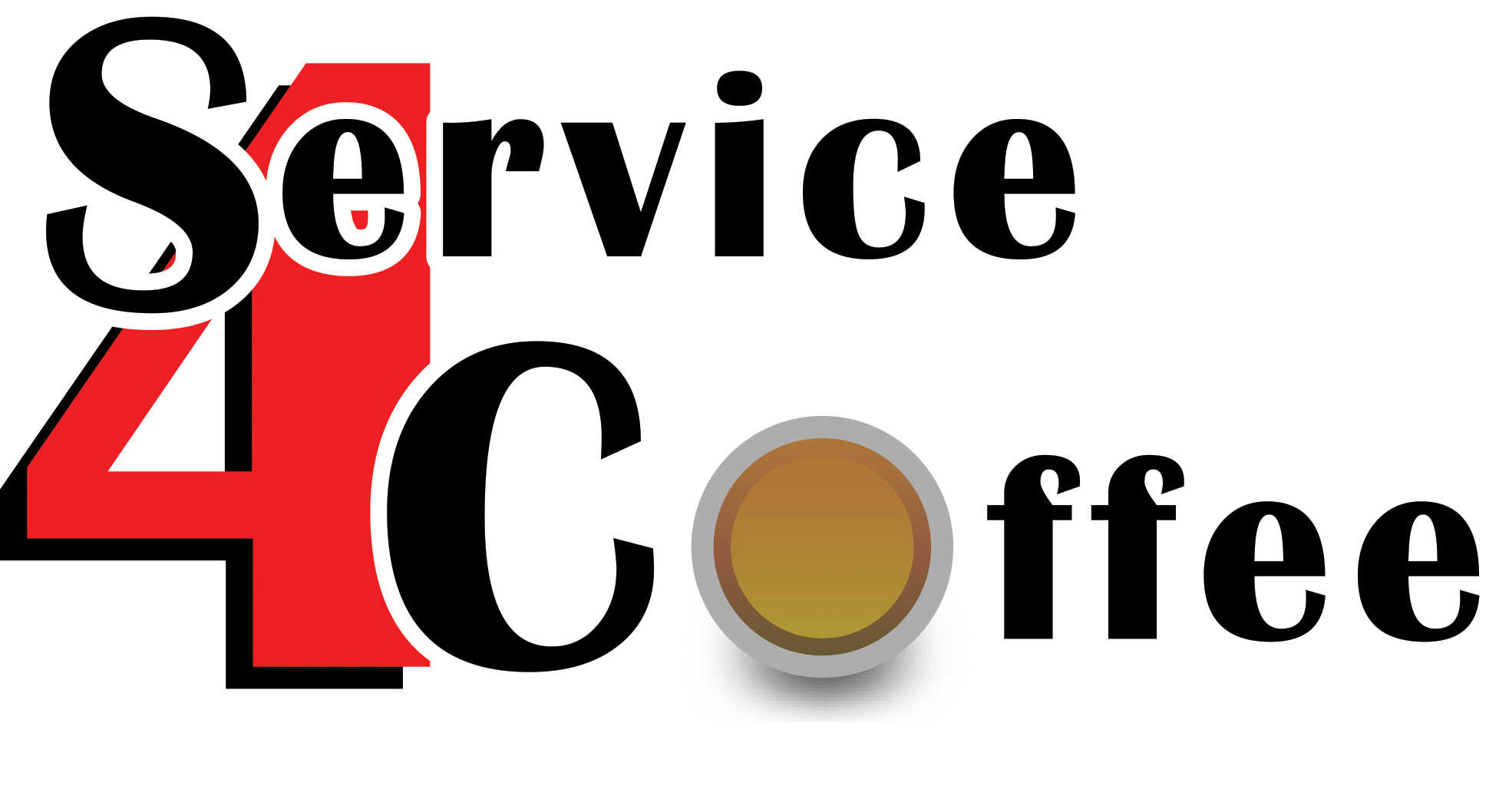 Service for Coffee Logo